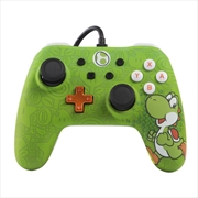 Nintendo Switch - Classic Wired Controller Yoshi