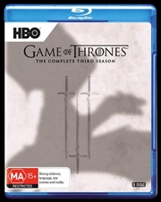 Game Of Thrones - Season 3 | Blu-ray