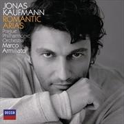 Romantic Arias   CD