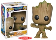 "Guardians of the Galaxy: Vol. 2 - Groot Life-Size US Exclusive 10"" Pop! Vinyl 