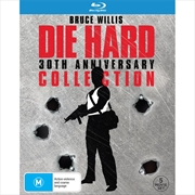 Die Hard 1-5 - 30th Anniversary Collection | Blu-ray