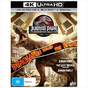 Jurassic Park 1-3 - 25th Anniversary Collection