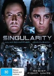 Singularity | DVD