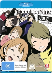 Occultic;Nine - Vol 2 - Eps 7-12 - Limited Edition