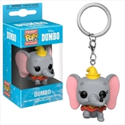 Dumbo - Dumbo Pocket Pop! Keychain