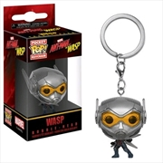 Ant-Man and the Wasp - Wasp Pocket Pop! Keychain | Pop Vinyl