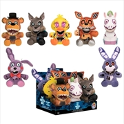 Five Nights at Freddy's: The Twisted Ones - Plush Assortment