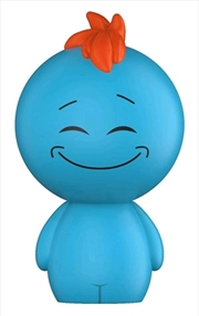 Rick and Morty - Mr Meeseeks (with chase) Dorbz