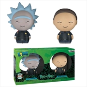 Rick and Morty - Police Rick & Police Morty Specialty Series Exclusive Dorbz 2-pack
