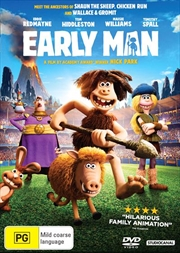 Early Man | DVD