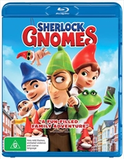 Sherlock Gnomes | Blu-ray