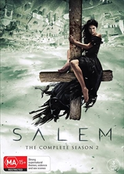 Salem - Season 2 | DVD