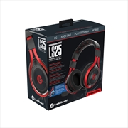 LucidSound LS25 - Engineered for eSports - Wired High-Performance Gaming Headset – For PC, PS4, Xbox