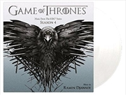 Game Of Thrones Season 4 - Limited Edition Transparent Vinyl