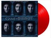 Game Of Thrones Season 6 - Limited Edition Red Vinyl