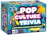 Pop Culture Trivia Card Game