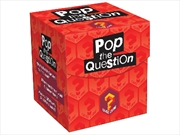 Pop The Question Quiz Cube Game