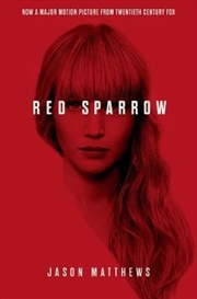 Red Sparrow | Paperback Book