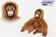 Orangutan 25cm | Toy