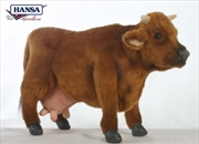 Cow Brown 38cm | Toy