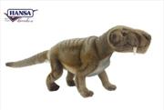 Inostrancevia Alexandri 45cm | Toy