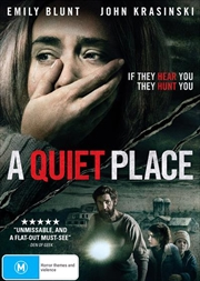 A Quiet Place | DVD
