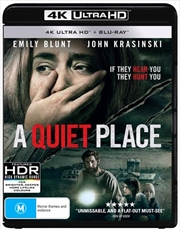 A Quiet Place | Blu-ray + UHD