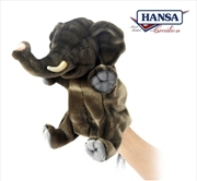 Puppet Elephant 24cm | Toy