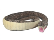 Python Brown 258cm