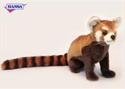 Red Panda Sitting 61cm | Toy