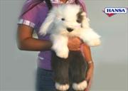 Sheepdog Pup Cuddly 50cm | Toy