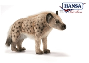 Spotted Hyena 35cm