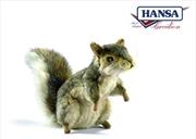 Squirrel Grey 18cm