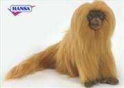 Tamarin Golden Lion 40cm | Toy