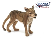 Tasmanian Tiger Standing 50cm | Toy