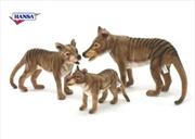 Tassie Tiger 35cm