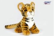 Tiger Cub 17cm