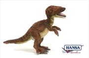 Velociraptor 48cm