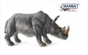 White Rhino 38cm | Toy