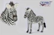 Zebra Grevy's 32cm | Toy