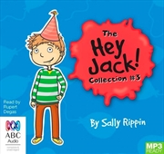 Hey Jack Collection 3 | Audio Book