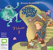 Sir Charlie Stinky Socks: Volume 1 | Audio Book