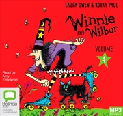 Winnie And Wilbur Volume 4 | Audio Book