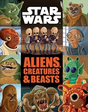 Aliens Creatures And Beasts - Star Wars
