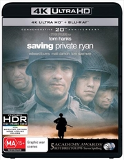 Saving Private Ryan | Blu-ray + UHD