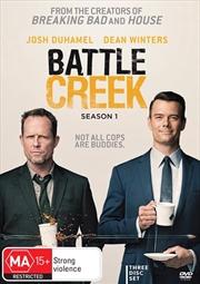Battle Creek - Season 1