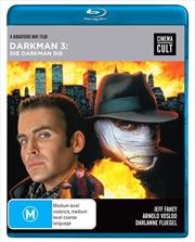 Darkman III - Die Darkman Die   Blu-ray