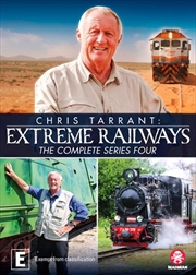 Chris Tarrant's Extreme Railways - Series 4 | DVD