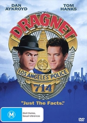 Dragnet | DVD