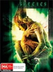 Species: Ma15+ Definitive 2dvd